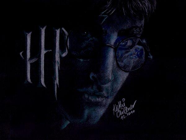 Daniel Radcliffe by Revolver